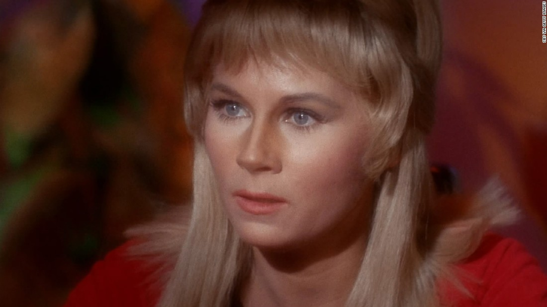 "<a href=""http://www.cnn.com/2015/05/04/entertainment/feat-obit-grace-lee-whitney-star-trek/index.html"">Grace Lee Whitney</a>, who played Yeoman Janice Rand in the original ""Star Trek"" series and a handful of movies based on the series, died May 1 at her home in Coarsegold, California. She was 85."