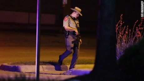 Were Texas shooters self-radicalized?