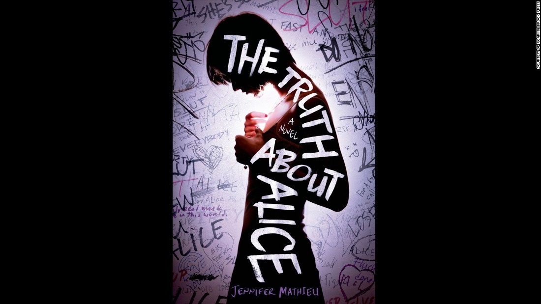 "Jennifer Mathieu, who wrote ""The Truth About Alice,"" is the newly minted teen choice debut author."