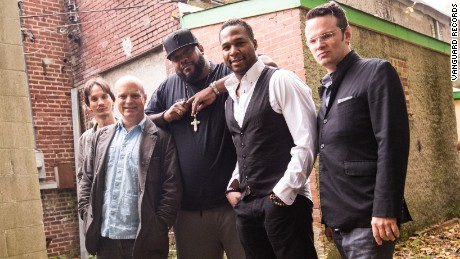 The Word:  Cody Dickinson, John Medeski, Chris Chew, Robert Randolph and Luther Dickinson