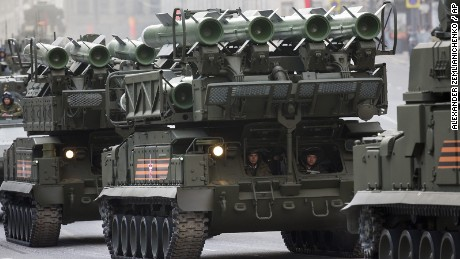 Russia's $730 billion war machine