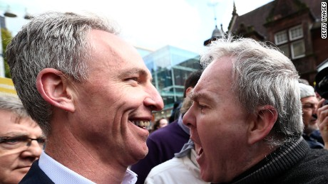 Scotland's political brawl: Nicola Sturgeon vs. Jim Murphy