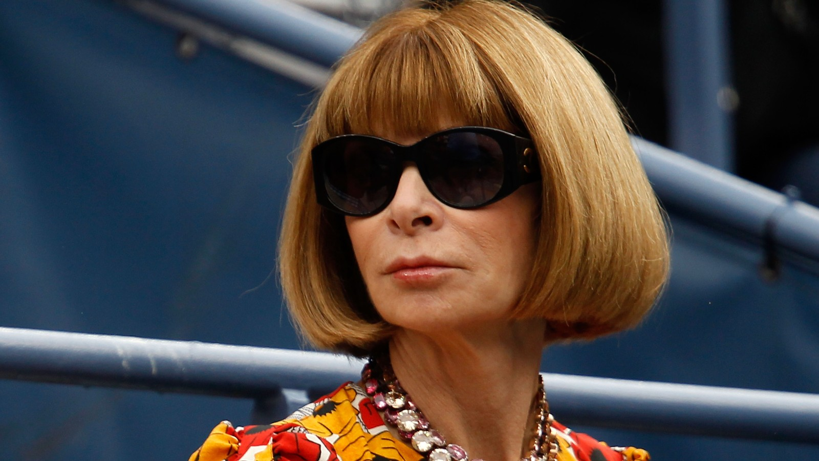 Anna Wintour Wears Prada On The Cover Of WSJ.Magazine