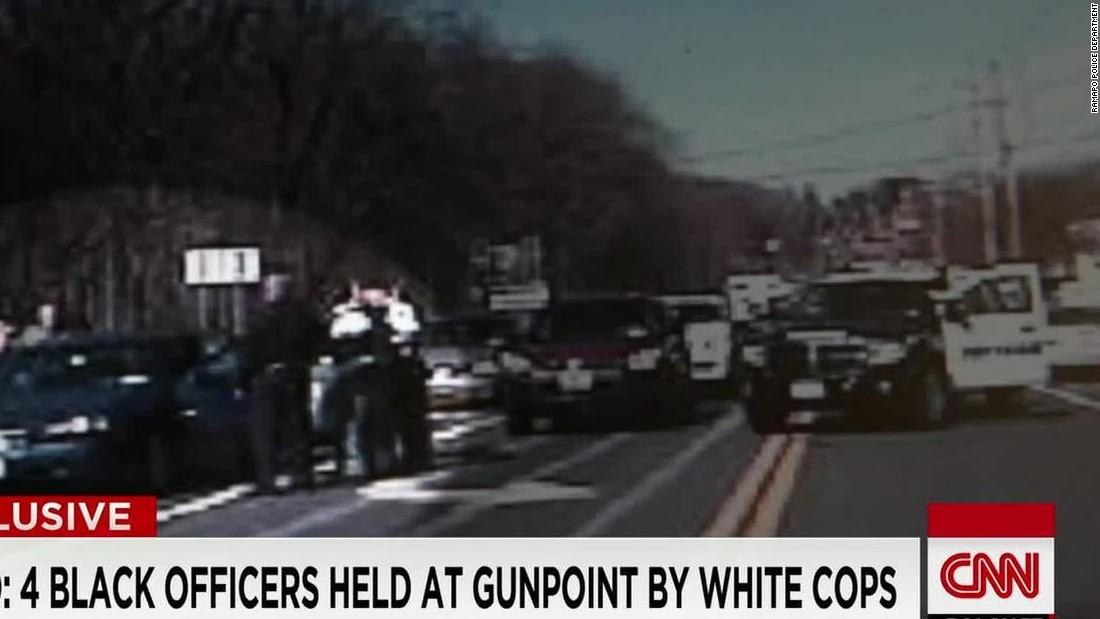 Four black parole officers file civil suit against white police officers