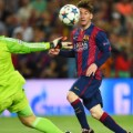 Messi Bayern goal may 2015