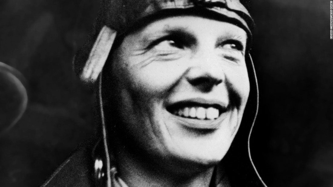 American aviator Amelia Earhart was the first woman to fly across the Atlantic Ocean alone. The crossing, from Newfoundland to Northern Ireland, was completed in 14 hours and 56 minutes on May 20-21, 1932.
