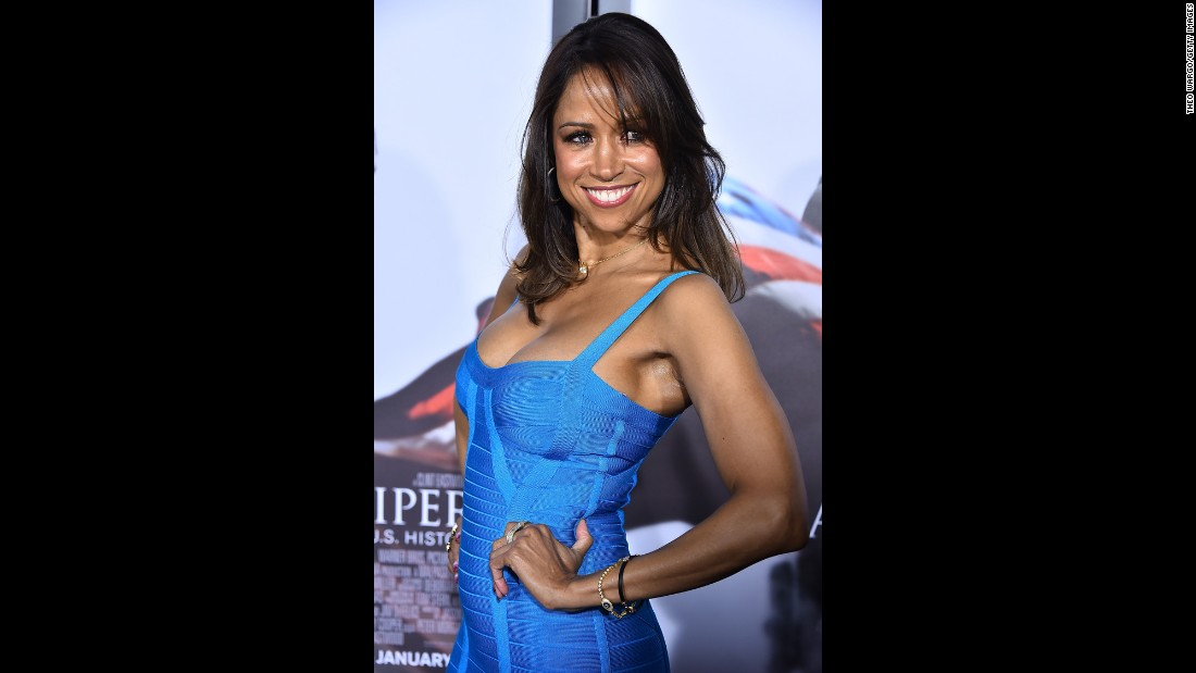 "To some fans, Stacey Dash will always be bestie Dionne from the 1995 film ""Clueless."" But she was already an adult when that movie came out, and she is now 48."