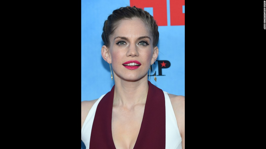 "Yes, Anna Chlumsky is all grown up on ""Veep,"" but she still makes our heart ache in ""My Girl."" Of course, ""My Girl"" came out in 1991. Chlumsky is 34."