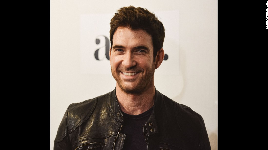 "It's been more than 25 years since Dylan McDermott had a role in the film ""Steel Magnolias."" He makes 53 look good."