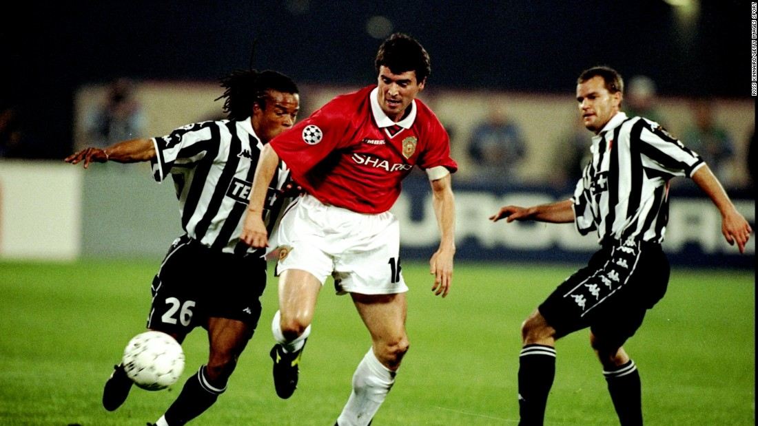 Roy Keane, United's midfield enforcer, picked up a booking which would rule him out of the final if United somehow managed to produce a famous victory. That disappointment didn't appear to affect the captain though and he headed his side back into the tie with 24 minutes played.