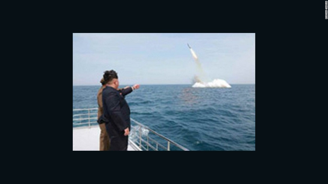 "On May 9, 2015, North Korea state media reports the country has successfully fired a <a href=""http://www.cnn.com/2015/02/09/asia/north-korea-missiles/"">""cutting-edge"" anti-ship missile</a> from a submarine."