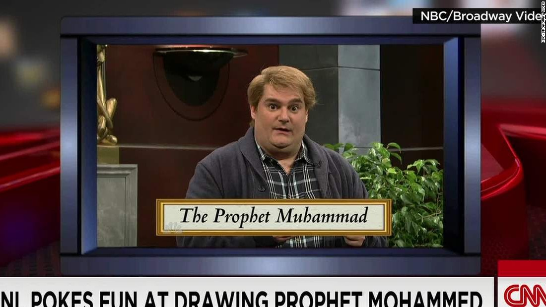 Was 'SNL' Mohammed skit plagiarized? Not likely