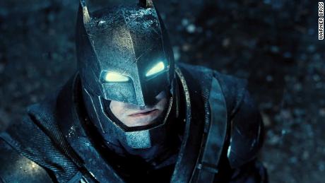 Ben Affleck dans Batman v Superman: L'aube de la justice & # 39;