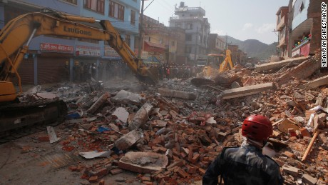 Nepal struck by another deadly quake