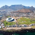 Cape Town scenic airports