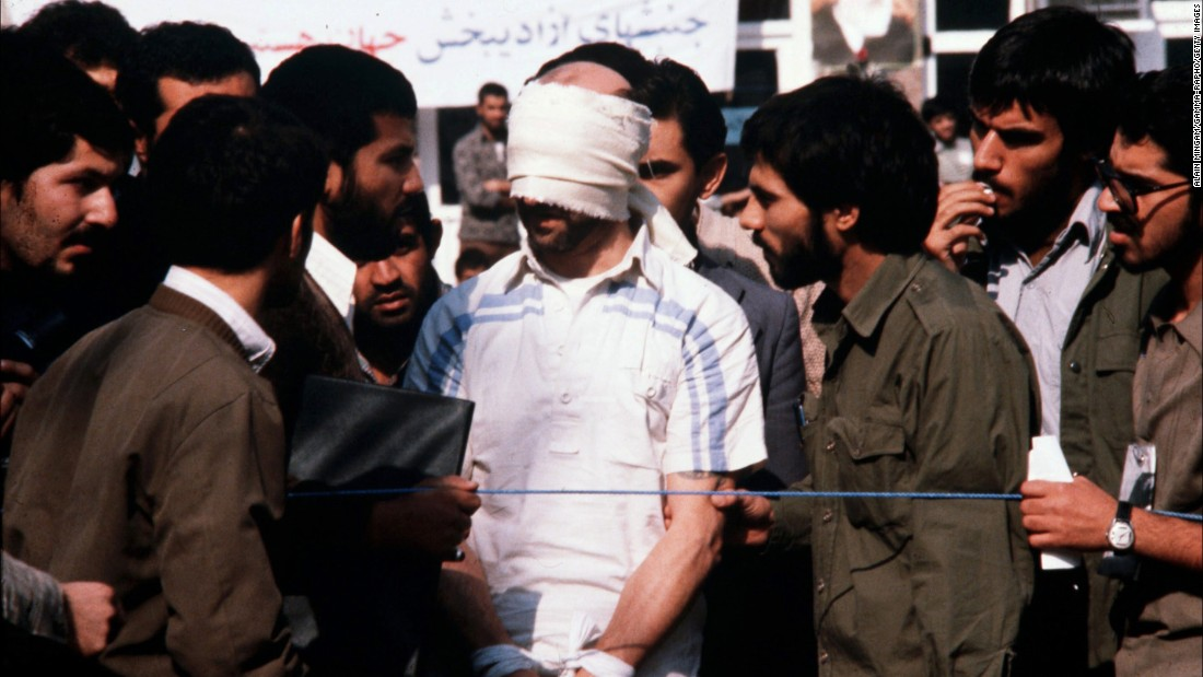 "In November 1979, 66 Americans were taken hostage after supporters of Iran's Islamic Revolution <a href=""/2014/10/27/world/ac-six-things-you-didnt-know-about-the-iran-hostage-crisis/index.html"" target=""_blank"">took over the U.S. Embassy</a> in Tehran, Iran. All female and African-American hostages were freed, but President Carter could not secure the other 52 hostages' freedom. They were finally released after Ronald Reagan was sworn in as President 444 days later. Many feel the Iran hostage crisis cost Carter a second term."