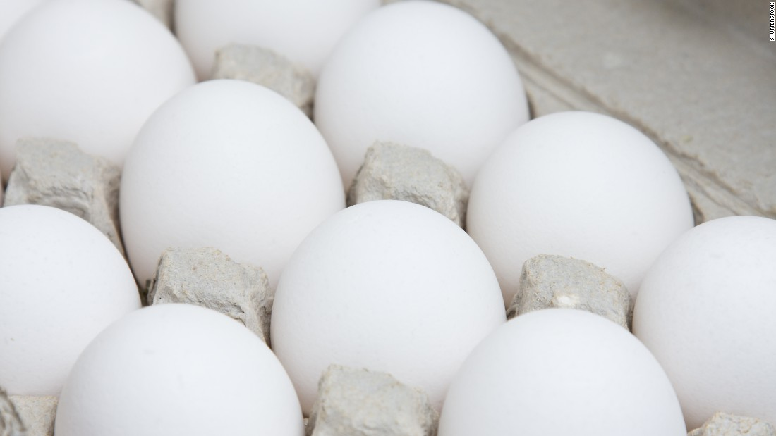 Some producers claim their eggs have high levels of good-for-you omega-3, although the version of these fatty acids in eggs may not be as healthy as the ones found in salmon.