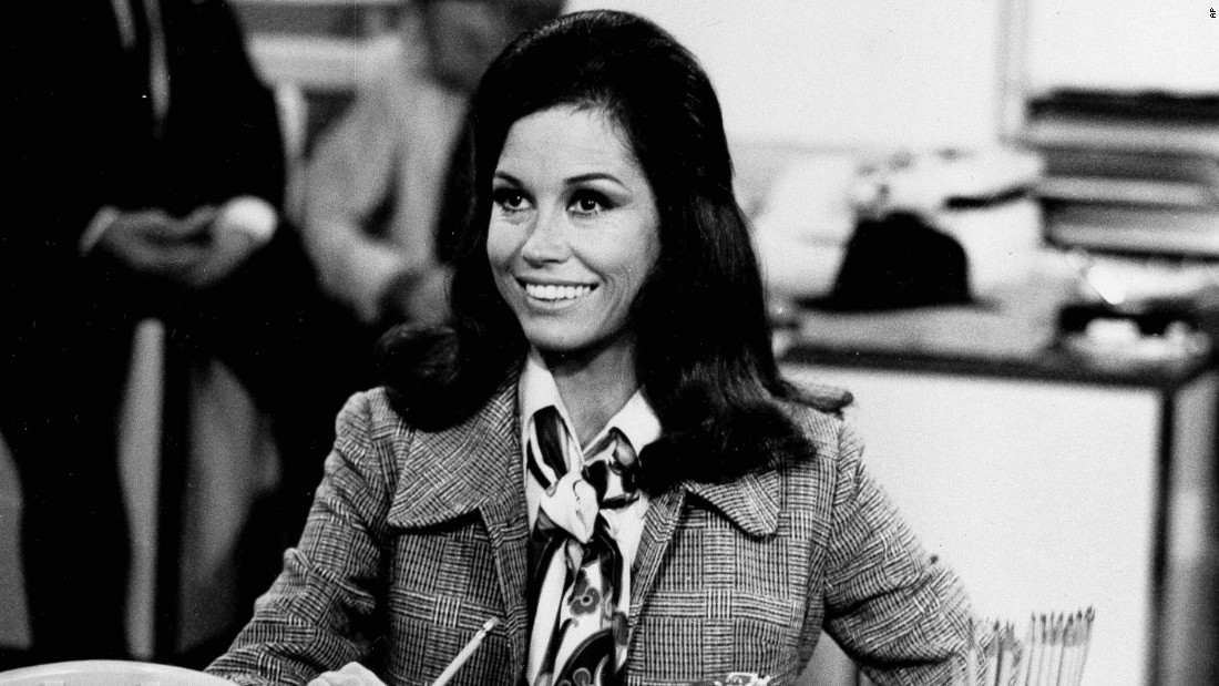"When ""The Mary Tyler Moore"" show premiered on September 19, 1970, it offered audiences something they had never seen before: a television show starring a working, single woman. The character was originally pitched as divorced, but executives at CBS nixed the idea, concerned that viewers might think Moore's character had left her TV husband on her previous CBS sitcom, ""The Dick Van Dyke Show."""
