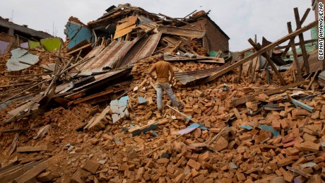 Rescue efforts delay recovery process in Nepal