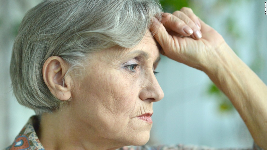 Study: Chronic depression may increase stroke risk