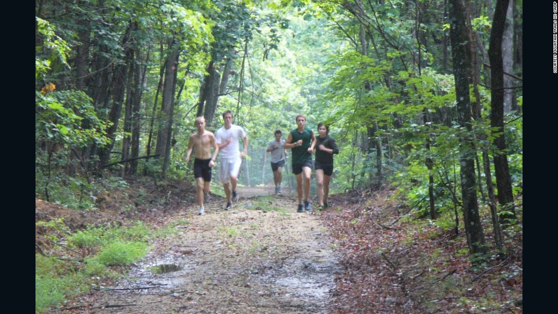 Mountain Trails XC Camp in Sewanee, Tennessee has a full week or half week option in late July.