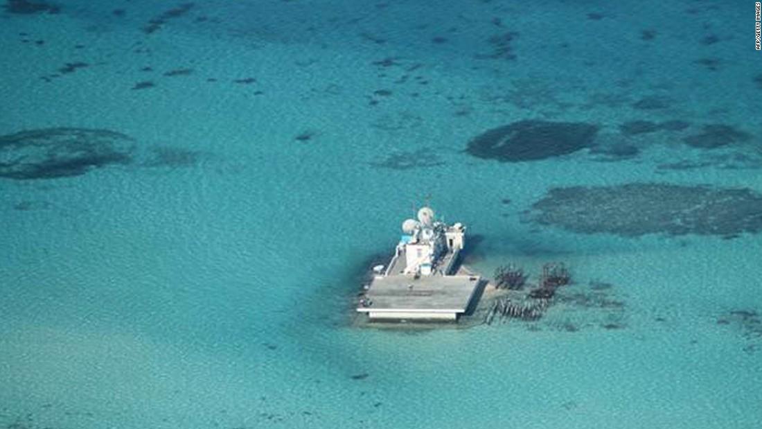 International Law On New Islands