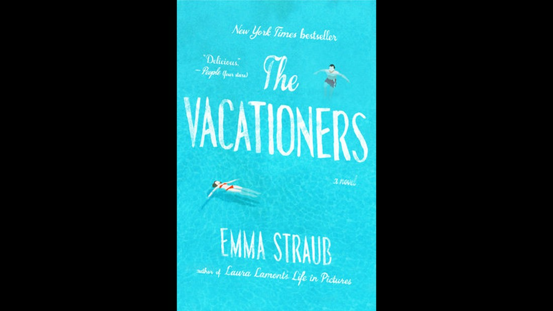 "<strong>""The Vacationers."" <a href=""http://www.emmastraub.net/thevacationers/"" target=""_blank""></strong>Emma Straub's</a> tale of a family's two-week trip to Mallorca with their extended family and friends not going according to plan is a delightful, satisfying summer read. Yet because of Straub's storytelling, People magazine's four-star review says it's ""made substantial by the exceptional wit, insight, intelligence and talents of its author."""