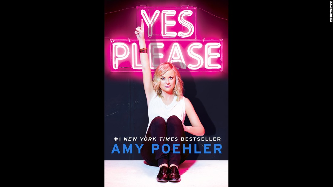 "<strong>""Yes Please.""</strong> There's no doubt that actor and comedian Amy Poehler is funny. She's the star of ""Saturday Night Live"" and ""Parks and Recreation,"" so we know she can act, direct, produce and do standup. And now we know, she can write. Dang. We're sure she's developing another show while we're reading <a href=""http://amysaysyesplease.com/"" target=""_blank"">""Yes Please"" </a>at the beach, but hey, it's funny, too."