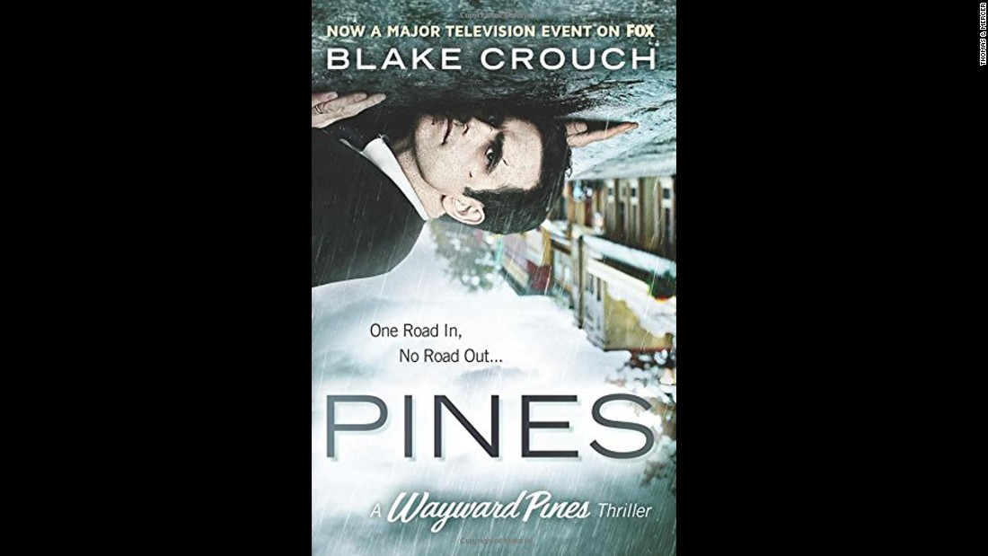 "<strong>""Pines."" </strong>If you're enjoying the suspense of Fox Television's ""Wayward Pines"" series, check out the first book in writer <a href=""http://www.blakecrouch.com/wayward.php"" target=""_blank"">Blake Crouch's ""Wayward Pines"" trilogy.</a> ""Pines"" introduces Secret Service agent Ethan Burke, who comes to Wayward Pines, Idaho, to track down two federal agents who disappeared in this town one month earlier. Shortly after his arrival, Burke is involved in an accident and ends up at the hospital without his phone or identification. Why don't his calls to his family go through? And why is the town surrounded by electrified fences? Will he ever get out?"