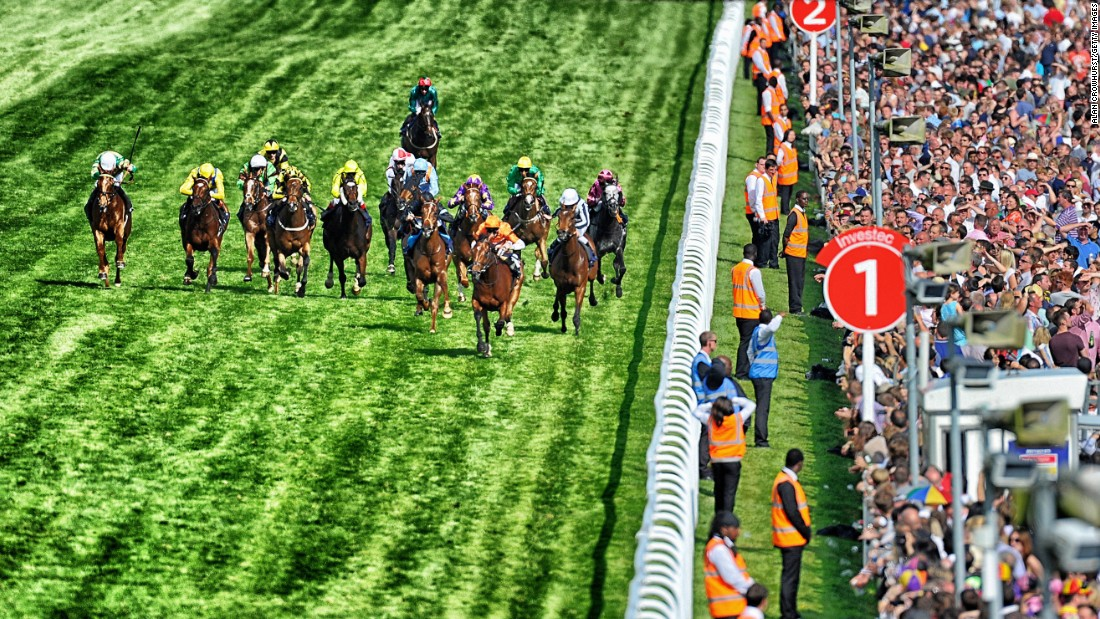 The Derby is Britain's richest horse race, an event that dates all the way back to 1780 and is named after the then Earl of Derby.