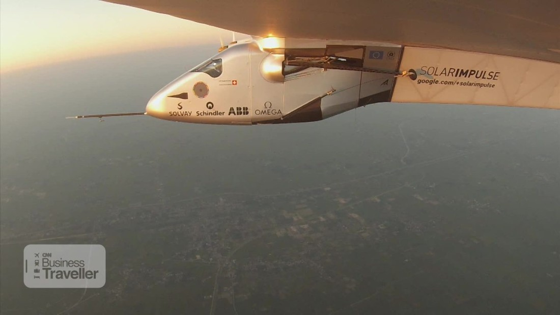 Solar plane pilot: We might not make it this year