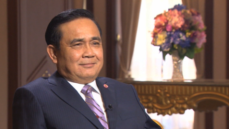 2015: Thai PM makes fighting human trafficking top priority