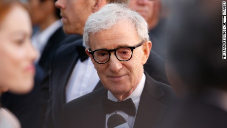 Woody Allen again denies sexual abuse allegation in rare interview