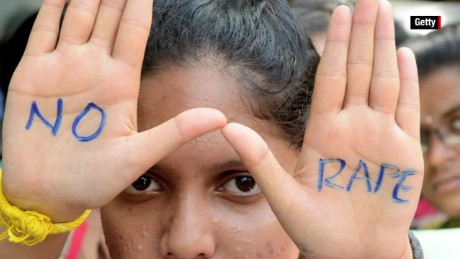 Facing up to rape in India