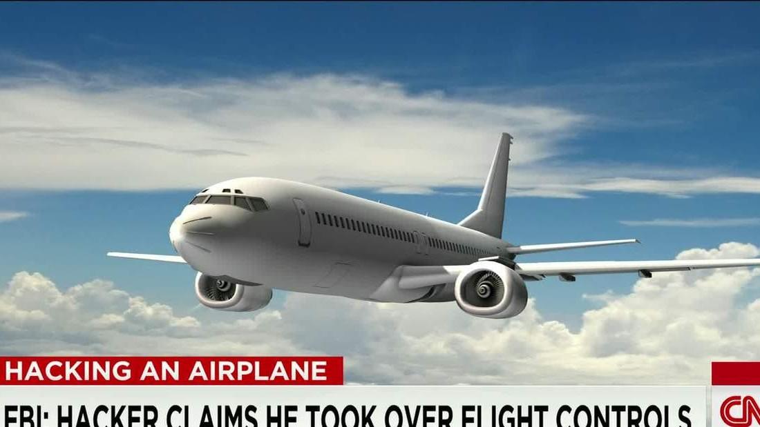 FBI: Hacker claimed to have taken over flight's engine controls