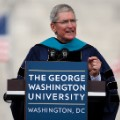 Tim cook graduation speaker