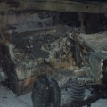 Luke Murphy destroyed humvee iraq 2006