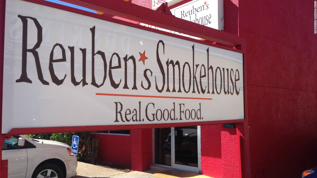 Newcomer Reuben's Smokehouse made an immediate impression on the TripAdvisor community. The fourth-ranked eatery in Fort Myers, Florida, opened in 2014 as an extension of a catering business.