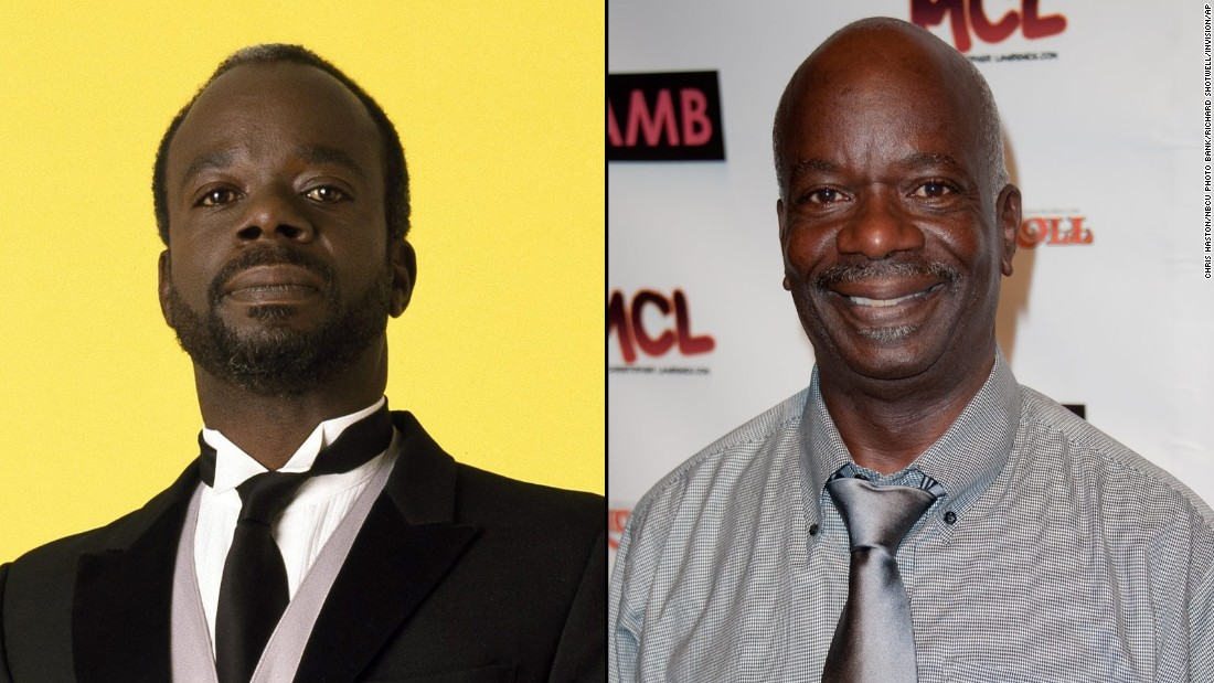 "Joseph Marcell played the Bankses' long-suffering butler, Geoffrey. Marcell lives in London and has done a fair amount of work on stage and screen, including the British series ""Eastenders."""