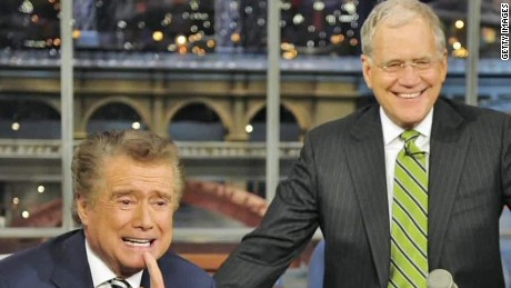 US TV host Regis Philbin dies aged 88