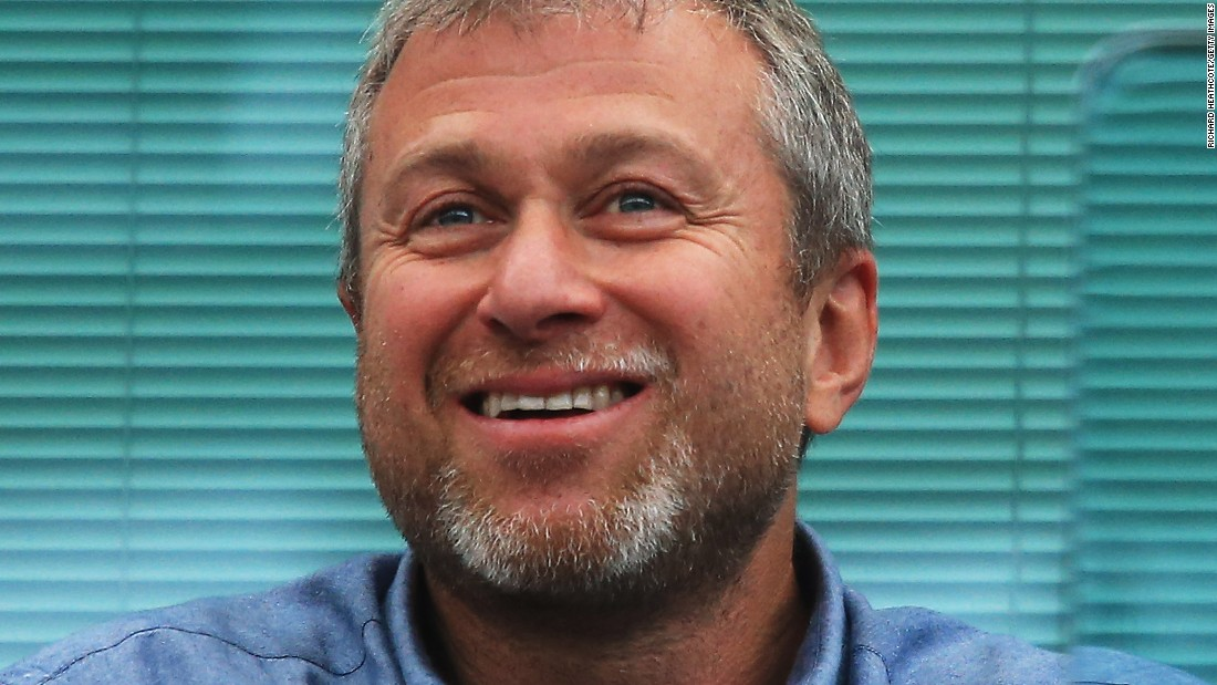 Roman Abramovich has transformed Chelsea's fortunes since taking over the club in 2003. In the past 12 years Chelsea has become one of the most successful teams in Europe and won the Champions League in 2012.