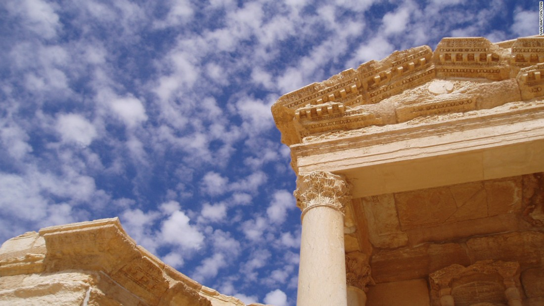 Once a wealthy caravan town, Palmyra had been an important stop on trade routes that once linked Rome to east Asia. Today this historical treasure stands at the mercy of ISIS fighters, who have seized the area.