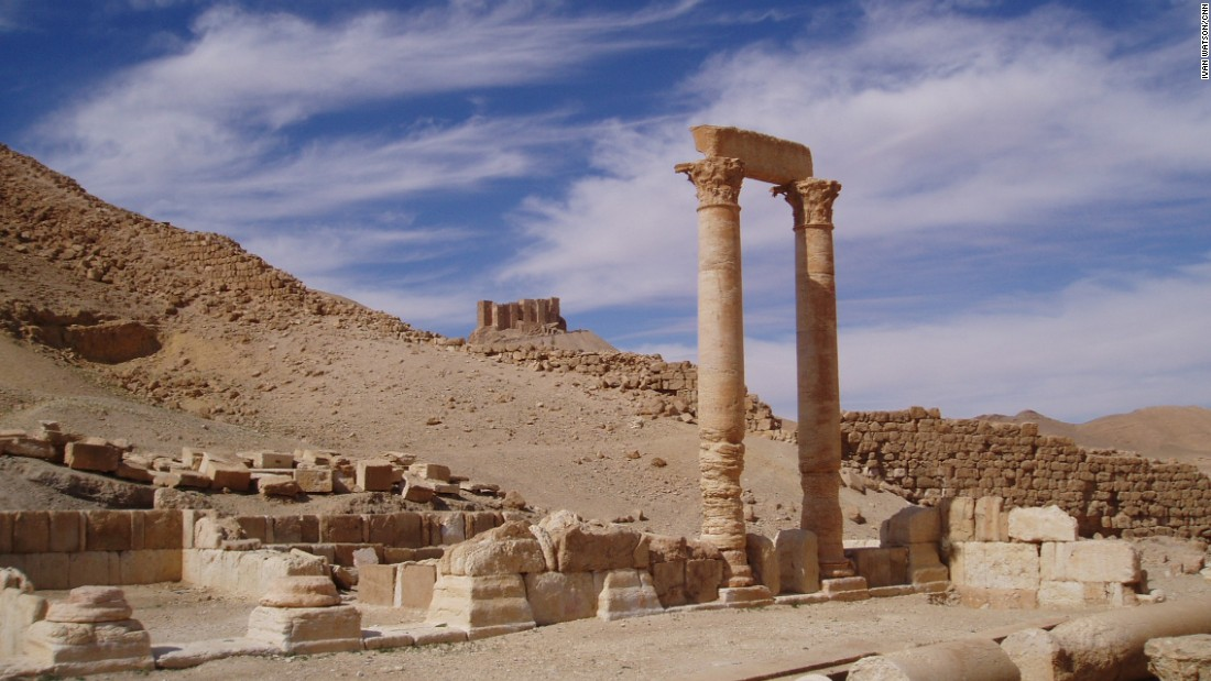 Palmyra before the fall: Why ISIS destruction sickens me