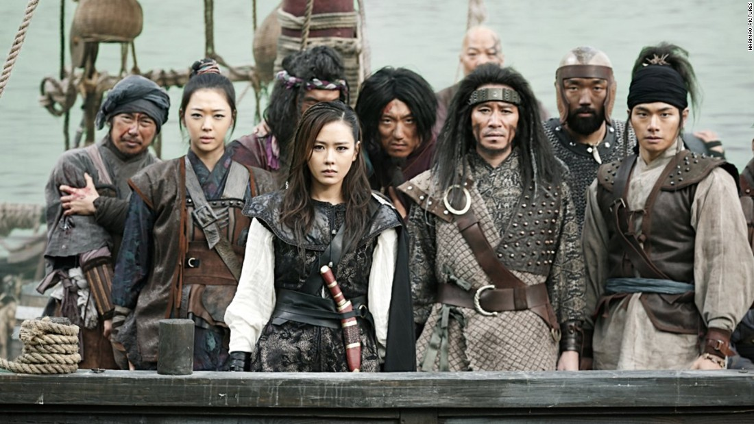 "<strong>""The Pirates"" (2014)</strong>: A band of pirates and a group of bandits fight to recover a royal stamp in this Korean adventure film. <strong>(Hulu) </strong>"