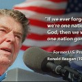 Memorial Day Reagan Quote