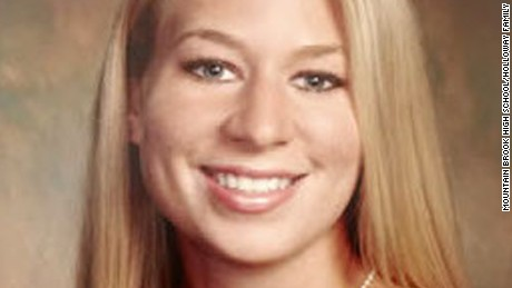 Natalee Holloway senior portrait