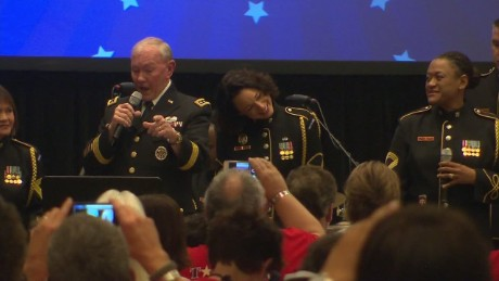 general martin dempsey sings his heart out_00013426.jpg