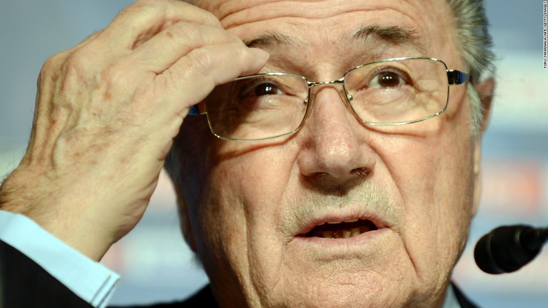 While Blatter oversaw the first World Cups in Africa and Asia -- South Africa in 2010 and Japan and South Korea in 2002 -- he also presided over a decline in the public's perception of FIFA. Corruption allegations surrounded the bidding process relating to  the 2018 and 2022 World Cups, awarded to Russia and Qatar respectively.
