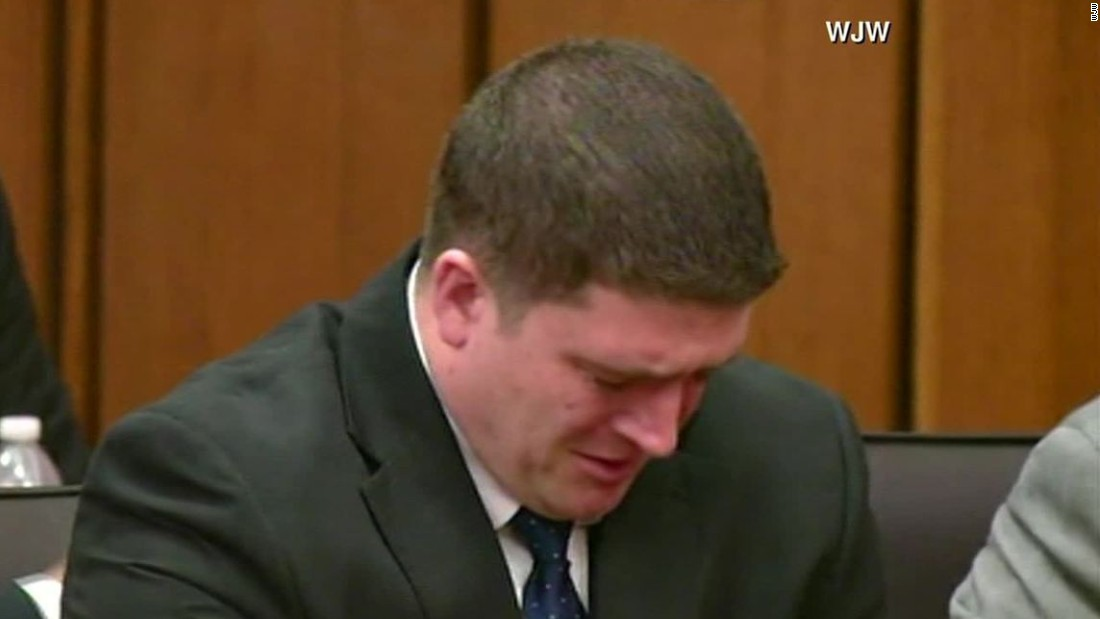 Cleveland officer not guilty in killing unarmed pair