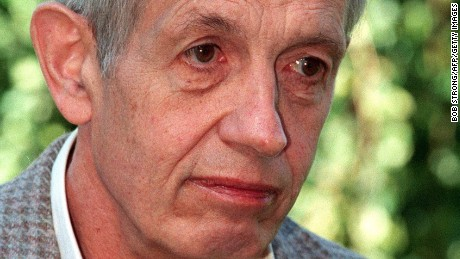 "John Forbes Nash, 86, the mathematician who inspired the film ""A Beautiful Mind,"" and his wife died in a car accident Saturday in New Jersey, according to police."